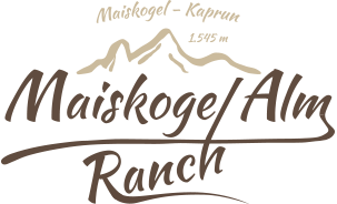 Logo / Maiskogel Alm / Ranch in Kaprun